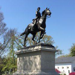 General Kearny at Arlington