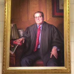 Justice Scalia