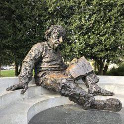 Albert Einstein at the National Academy of Sciences