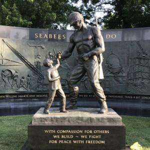 Seabees Memorial Arlington