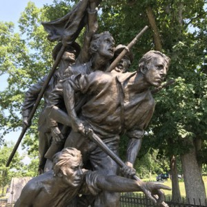 Washington to Gettysburg Battlefield Tour