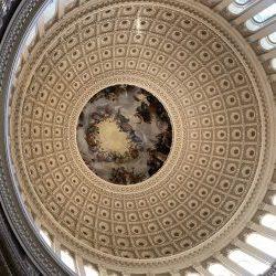 Interior of US Capitol Dome