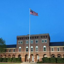 Star Spangled Banner at the Marine Corps Barracks, Washington