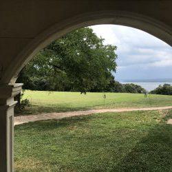 Breezeway at Mount Vernon