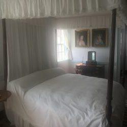 George Washington's Deathbed at Mount Vernon
