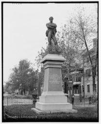 Alexandria Confederate Statue